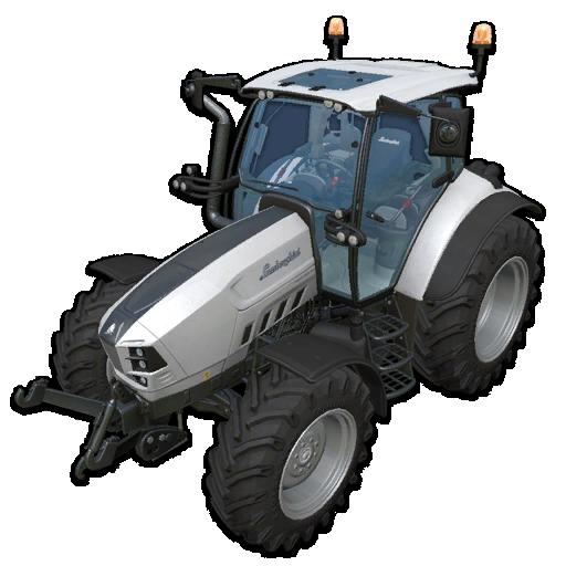 Lamborghini Nitro 120 T4i Vrt Farming Simulator 15 Farming