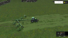 Windrowing FS15