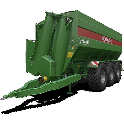 Bergmann GTW 430 (Farming Simulator 17) | Farming Simulator Wiki