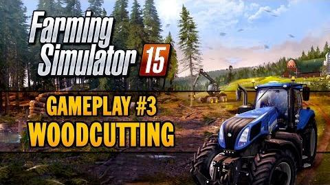 Farming Simulator 15 - Gameplay Teaser 3