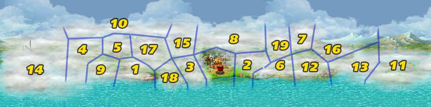 Island 1 Fog number(Fog)