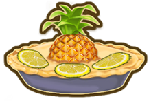 RC PINEAPPLE PIE