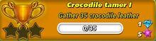 038 crocodile tamer