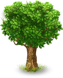 Tree green 1