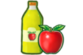 RC APPLE JUICE