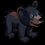 Black Bear Cub-icon