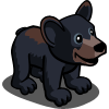 Black Bear Cub-icon