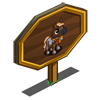 Harvest Mini Foal Mastery Sign-icon