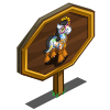Hippie Foal Mastery Sign-icon