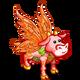 Spirited Autumn Cow-icon