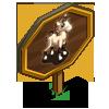 Akhal-Teke Foal Mastery Sign-icon