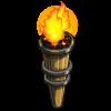 Burning Torch-icon