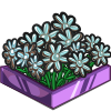 Chrome Daisy Bed-icon