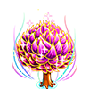 Glow Leaf Tree-icon
