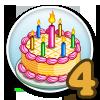 Happy Fourth Birthday Quest 4-icon