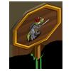 Ninja Robo Dino Mastery Sign-icon