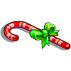 Sweet Candy Cane-icon