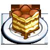Tiramisu Slice-icon