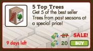 5 Top Trees-icon