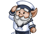 Australian Sailor Gnome