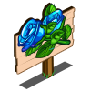 Blue Rose Mastery Sign-icon