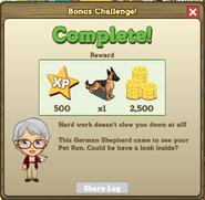 Heritage Day Quest Bonus Challenge I COMPLETE