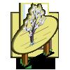 Ice Diamond Tree Mastery Sign-icon