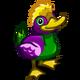 Mardi Gras Duck-icon
