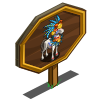 Mayan Horse Mastery Sign-icon