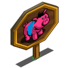 Pig Pen Boar Mastery Sign-icon