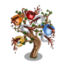 Spilling Coffee Tree-icon