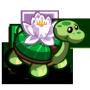 Lilypad Turtle-icon