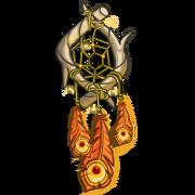 Phoenix Feather Charm-icon