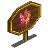Star Stead Pegacorn Foal Mastery Sign-icon