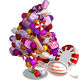 Candy Bouquet Tree-icon