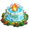 Fire Water Fountain-icon
