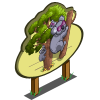 Giant Australian Boab Tree Mastery Sign-icon