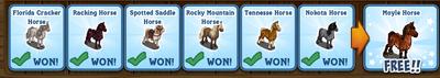 Mystery Game 160 Rewards Revealed