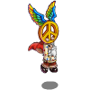 Peace Flight Gnome-icon