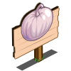 Pearl Pumpkin Mastery Sign-icon