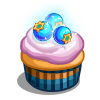 Blueberry Cupcake-icon