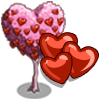 Cinnamon Heart Tree-icon