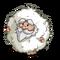 Cotton Ball Gnome-icon