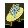 Denim Tree Mastery Sign-icon