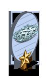 Gossamer Pie 1 Star Mastery Sign-icon