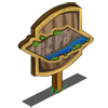 Moat III Mastery Sign-icon