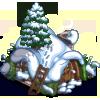 Winter Gnome House-icon