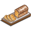 Maple Oat Banana Bread-icon