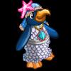 Star Hat Penguin-icon