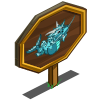 Water Dragon Mastery Sign-icon